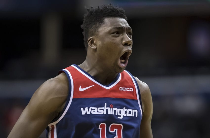 Washington Wizards Thomas Bryant (Photo by Scott Taetsch/Getty Images)