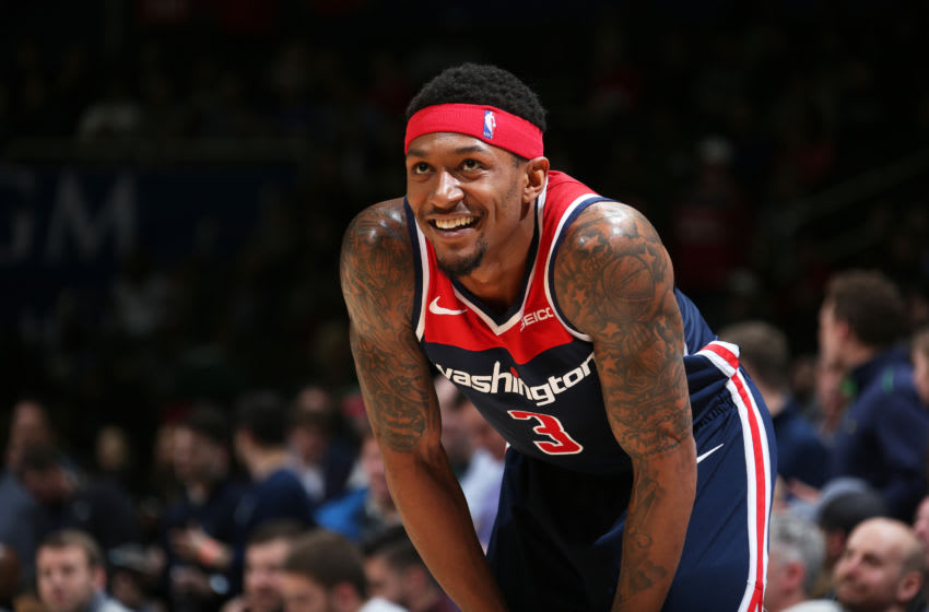 Washington Wizards Bradley Beal (Photo by Nathaniel S. Butler/NBAE via Getty Images)