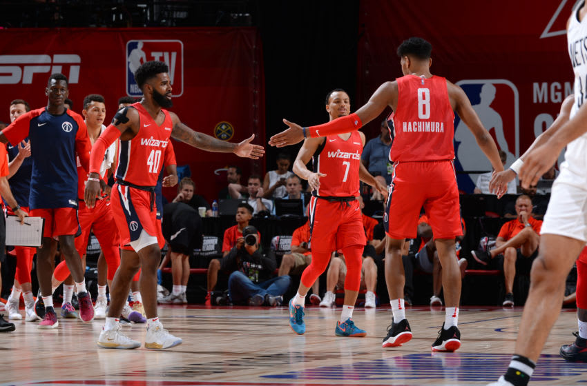 Washington Wizards (Photo by Bart Young/NBAE via Getty Images)