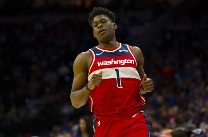 Washington Wizards Admiral Schofield (Photo by Mitchell Leff/Getty Images)
