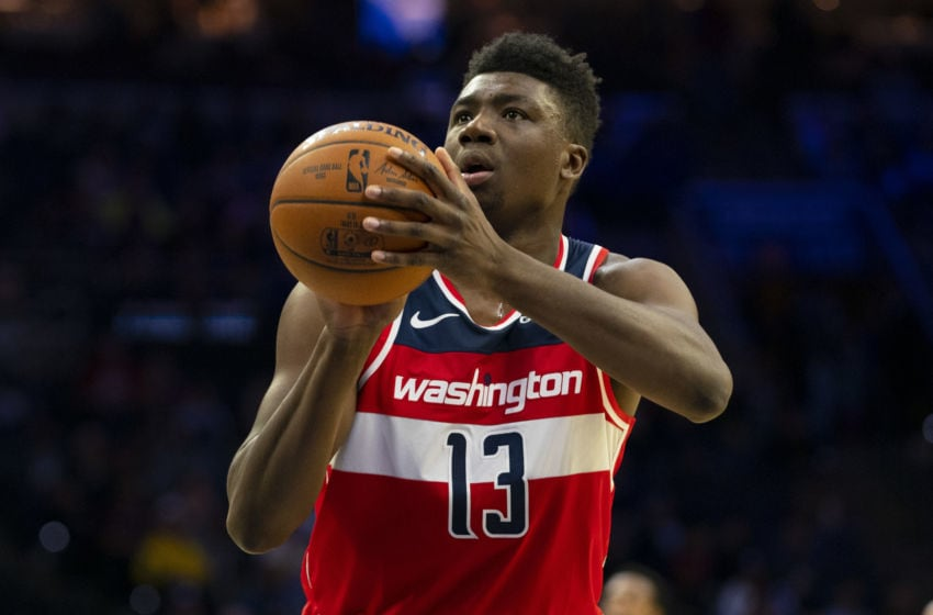 Washington Wizards Thomas Bryant (Photo by Mitchell Leff/Getty Images)