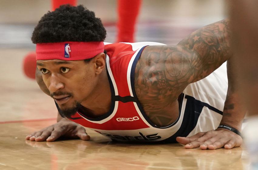 Washington Wizards Bradley Beal (Photo by Patrick McDermott/Getty Images)