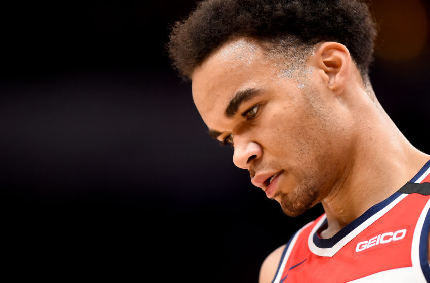 Washington Wizards Jerome Robinson (Photo by Will Newton/Getty Images)