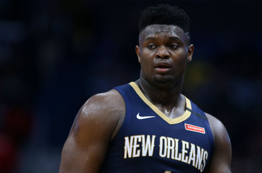 Washington Wizards Zion Williamson (Photo by Jonathan Bachman/Getty Images)