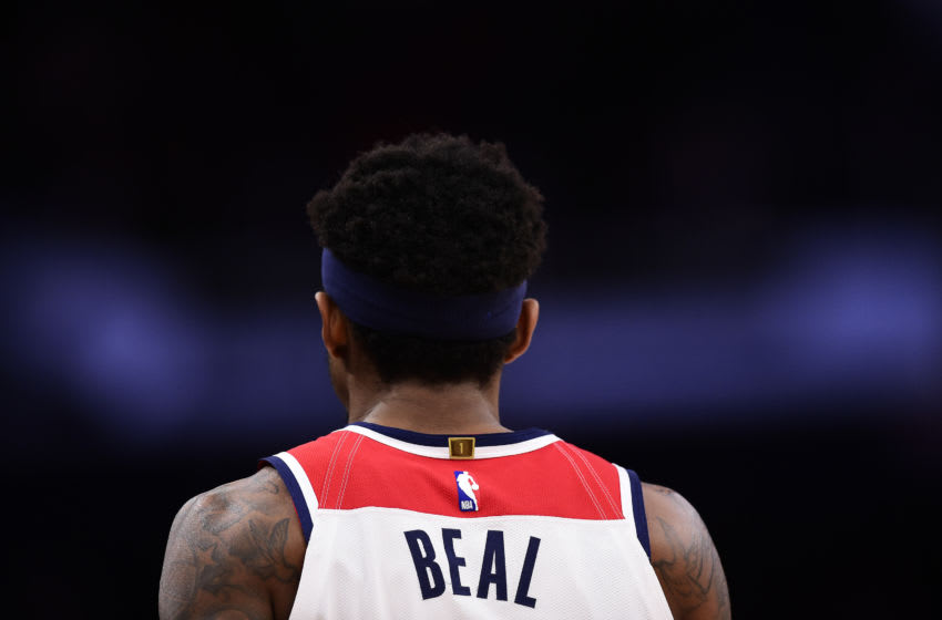 Washington Wizards Bradley Beal (Photo by Patrick McDermott/Getty Images)