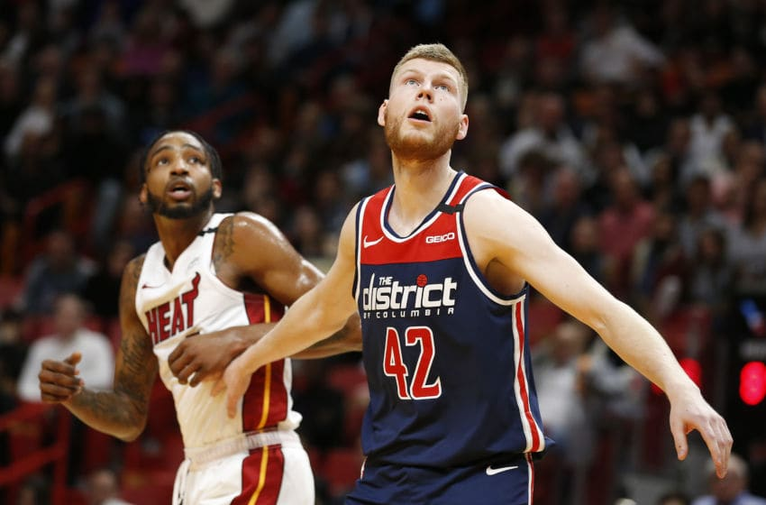 Washington Wizards Davis Bertans (Photo by Michael Reaves/Getty Images)