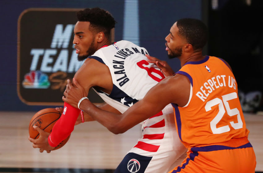Washington Wizards Troy Brown Jr (Photo by Kim Klement - Pool/Getty Images)