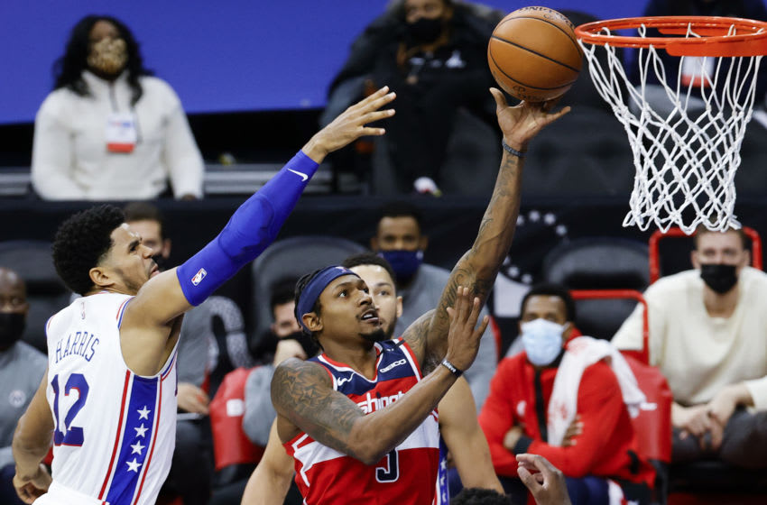 Washington Wizards Bradley Beal. (Photo by Tim Nwachukwu/Getty Images)