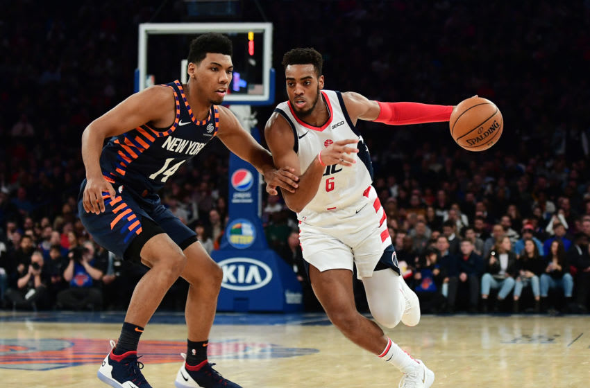 Washington Wizards Troy Brown Jr. (Photo by Emilee Chinn/Getty Images)