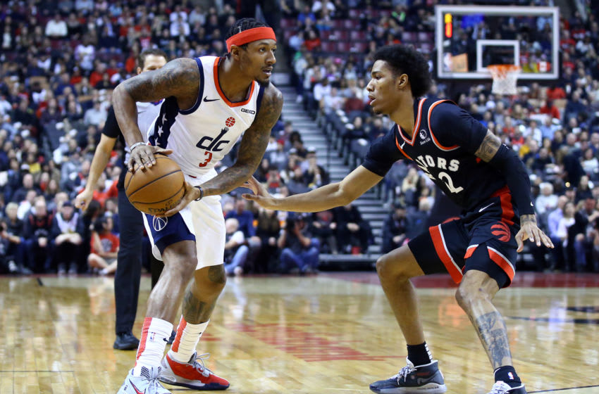 Washington Wizards Bradley Beal (Photo by Vaughn Ridley/Getty Images)