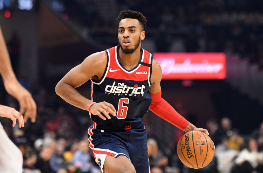 Washington Wizards Troy Brown Jr (Photo by Jason Miller/Getty Images)