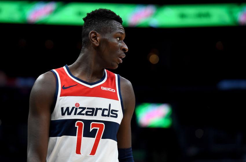Washington Wizards Isaac Bonga (Photo by Will Newton/Getty Images)