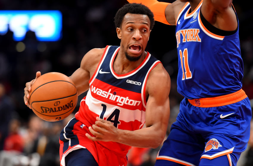 Washington Wizards Ish Smith (Photo by Will Newton/Getty Images)