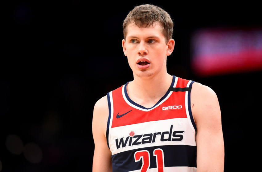 Washington Wizards Moritz Wagner (Photo by Will Newton/Getty Images)