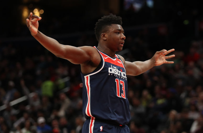 Washington Wizards Thomas Bryant (Photo by Patrick Smith/Getty Images)