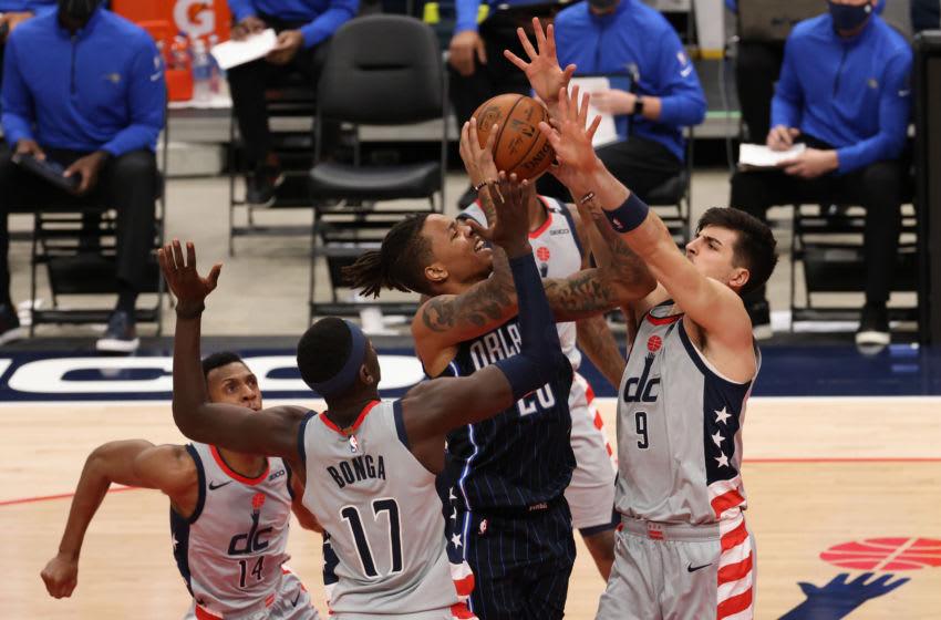 Washington Wizards. Mandatory Credit: Geoff Burke-USA TODAY Sports