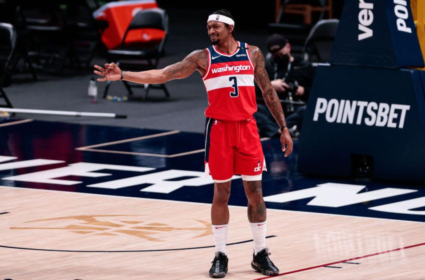 Washington Wizards Bradley Beal. Mandatory Credit: Isaiah J. Downing-USA TODAY Sports