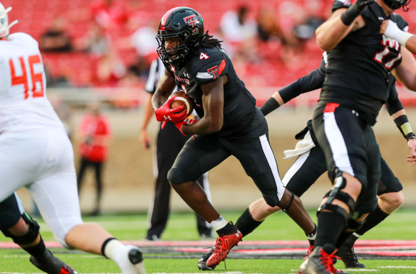 Texas Tech Football Red Zone Saves Red Raiders From