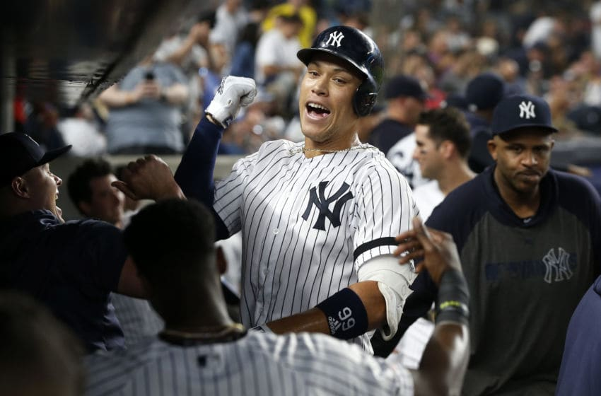 Aaron Judge of the New York Yankees (Photo by Jim McIsaac/Getty Images)
