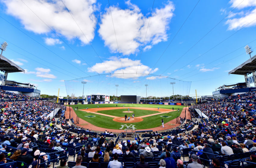 Steinbrenner Field in 2020 in Tampa, Florida. (Photo by Julio Aguilar/Getty Images)
