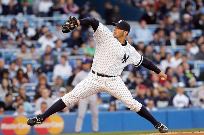 New York Yankees legend Andy Pettitte