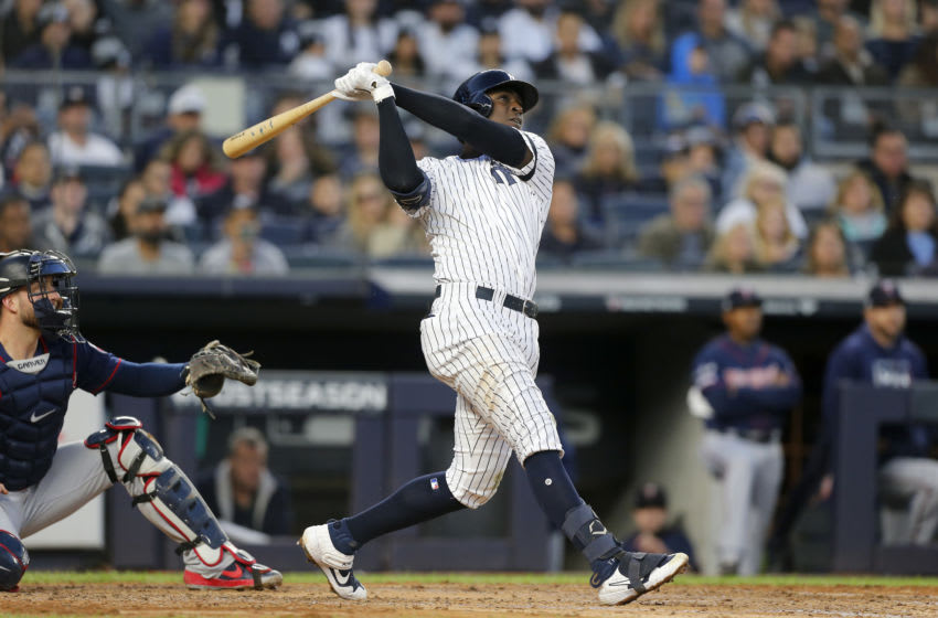 Didi Gregorius #18 of the New York Yankees - (Photo by Jim McIsaac/Getty Images)