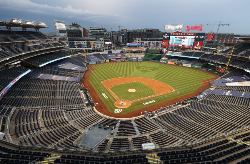 Nationals Park (Photo by Rob Carr/Getty Images)