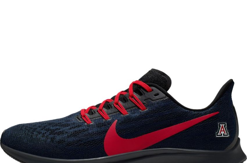 Arizona Wildcats Fans Need These New Nike Shoes