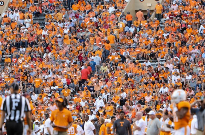Tennessee Football: For Vols Fans, Saturday Couldn't Have ...