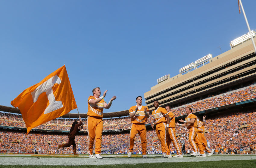 Kick time finalized for Tennessee's game against Kentucky