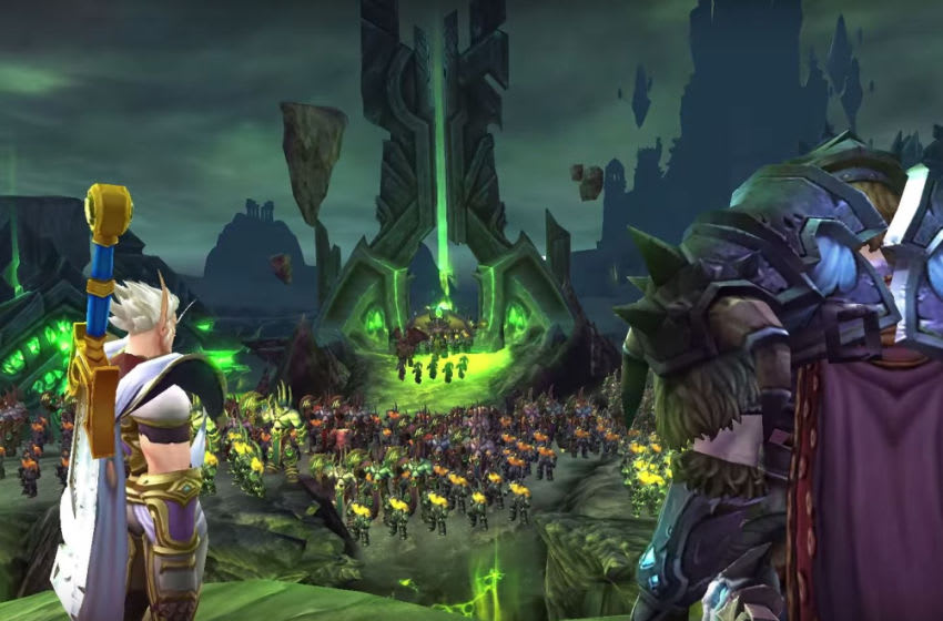 World Of Warcraft Legion Release Date Announced
