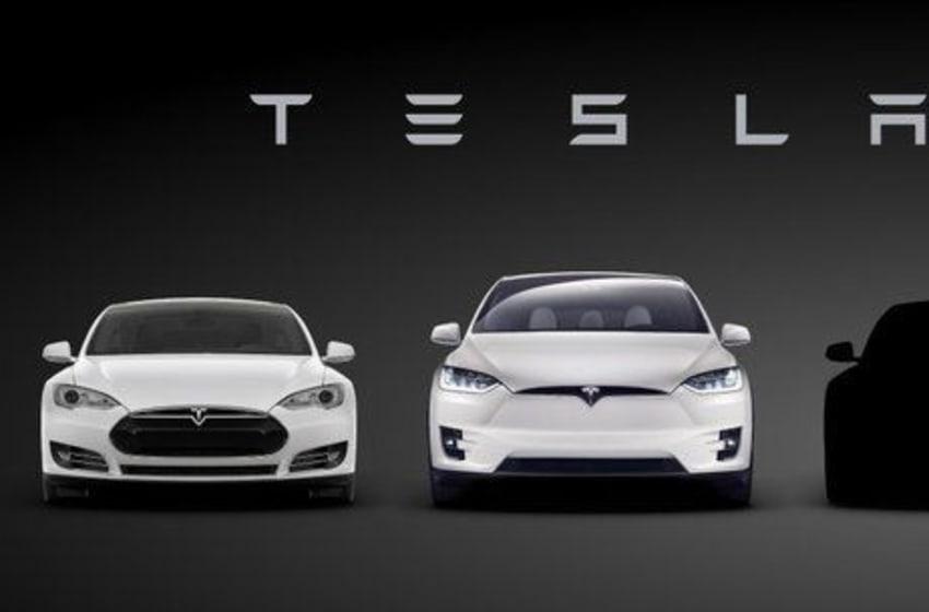 Tesla Model 3 Photo Leaked On Instagram