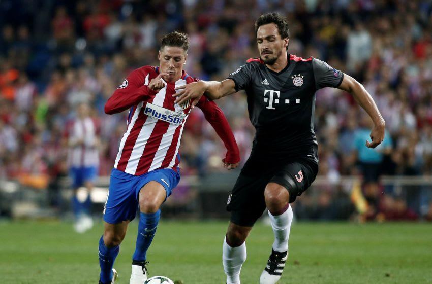 Atletico Madrid Gegen Bayern München