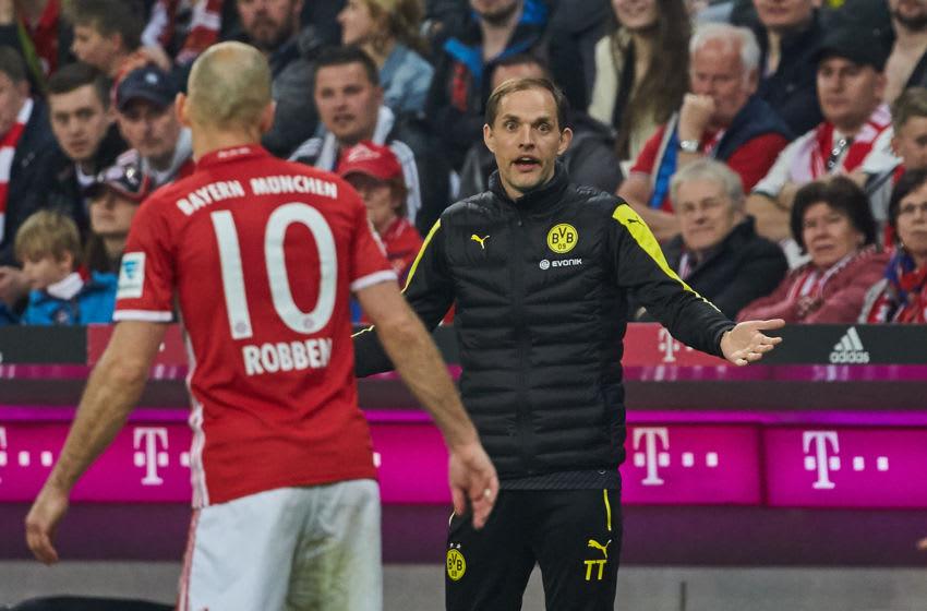 Bayern Munich: Jupp Heynckes suggests Thomas Tuchel as his ...