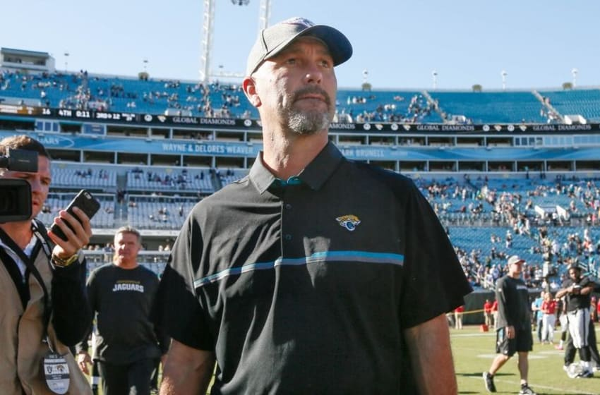 Jaguars Remaining Schedule Will Test Gus Bradley
