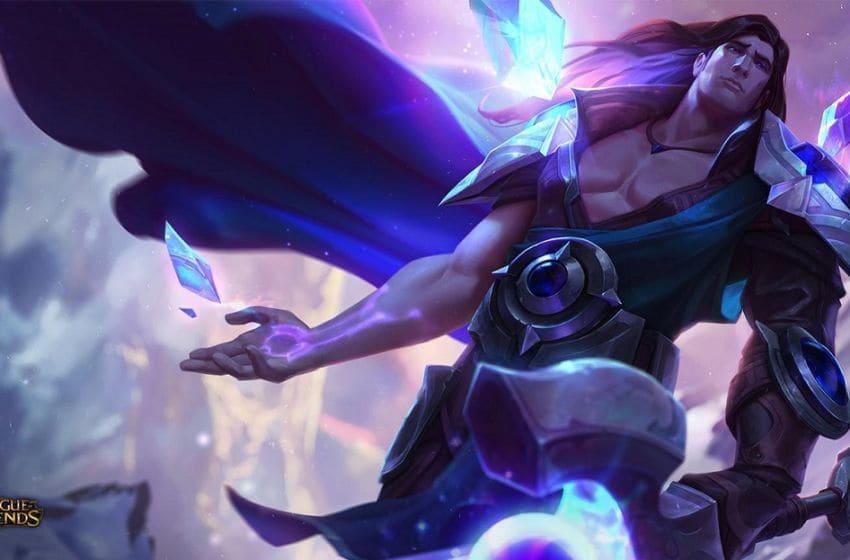 Taric champion update: Reworked abilities