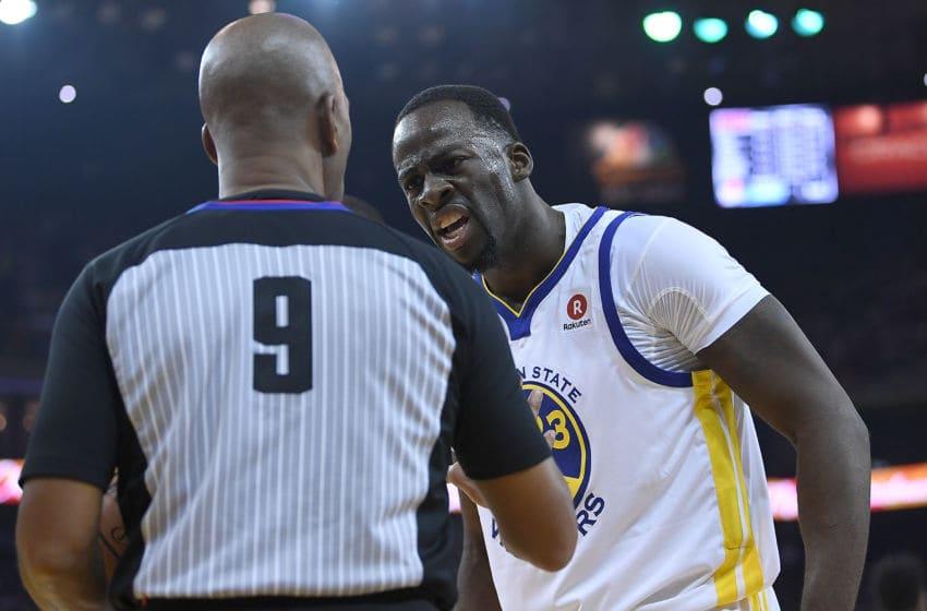 Golden State Warriors: Draymond Green responds to Damian