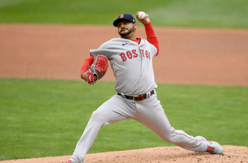 Red Sox News: Martín Pérez couldn't feel his fingers ...