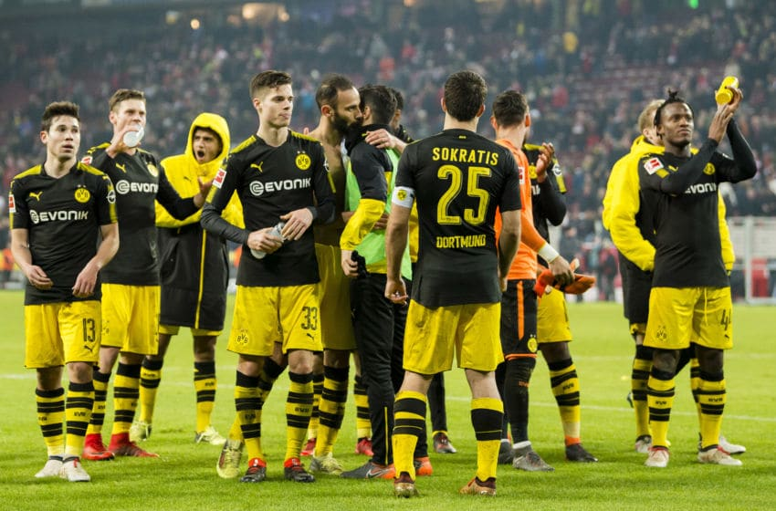 Dortmund - Köln
