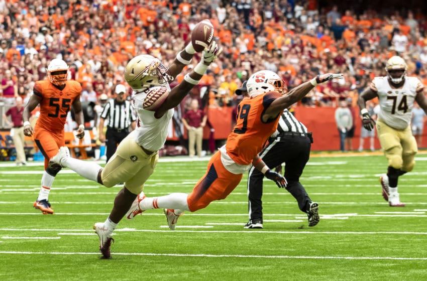 FSU Football in-depth game recap: vs. Syracuse - Page 2