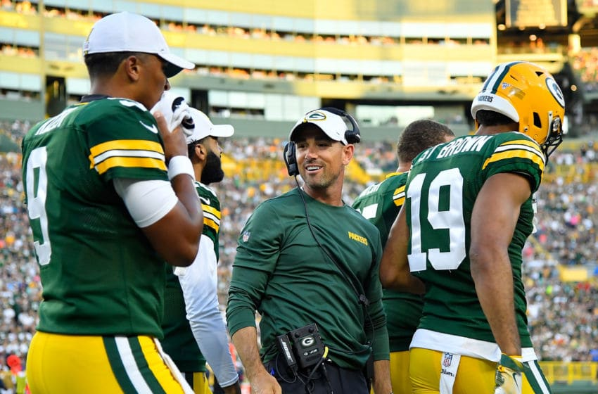 Green Bay Packers Took Step Toward First-Round Bye in Playoffs