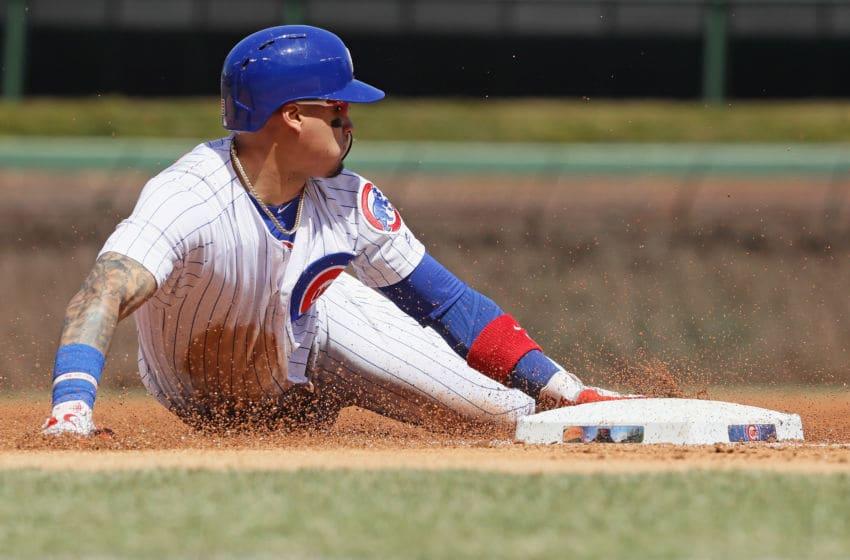 2020 Topps Heritage #142 Javier Baez Baseball Card