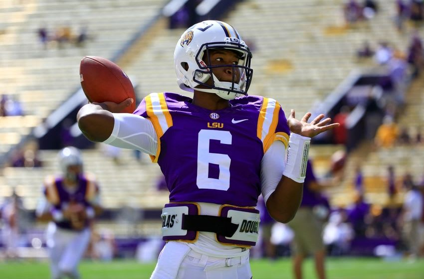 LSUs recent QB history does have some bright spots | USA