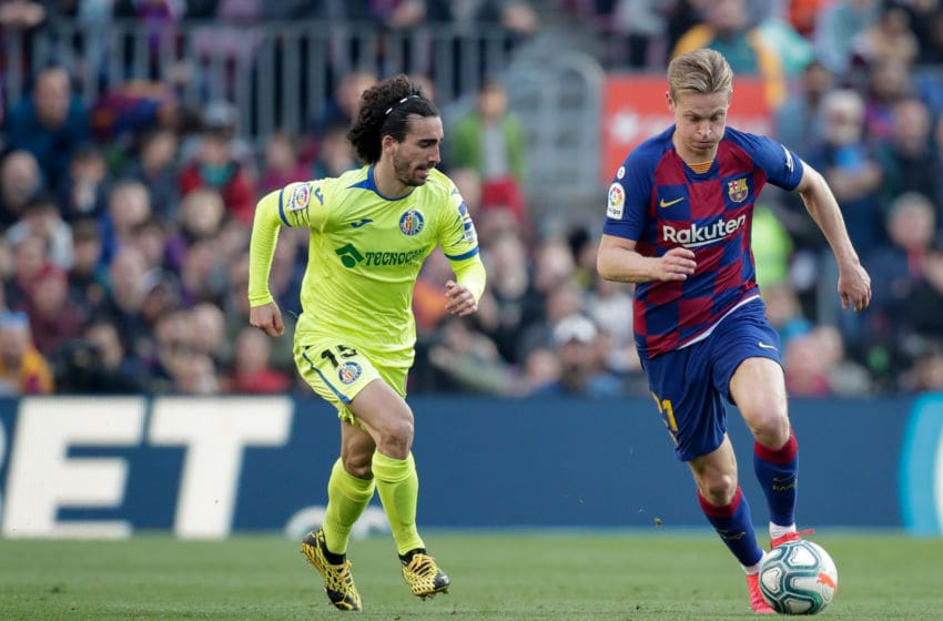 Video: Getafe 1-2 Barcelona (La Liga) All Goal Highlights ...  |Getafe- Barcelona
