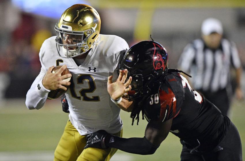 Notre Dame vs. Louisville: Odds, TV info, live stream ...