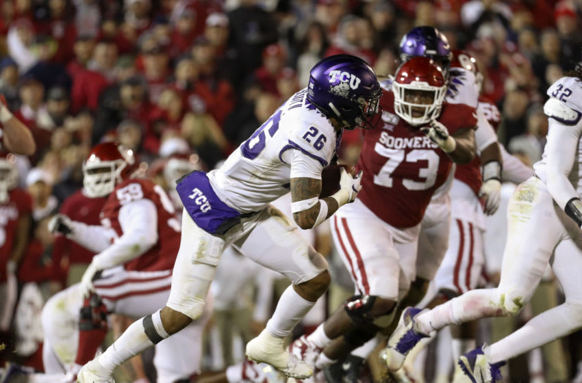 TCU vs. Oklahoma: Odds, TV info, live stream, prediction
