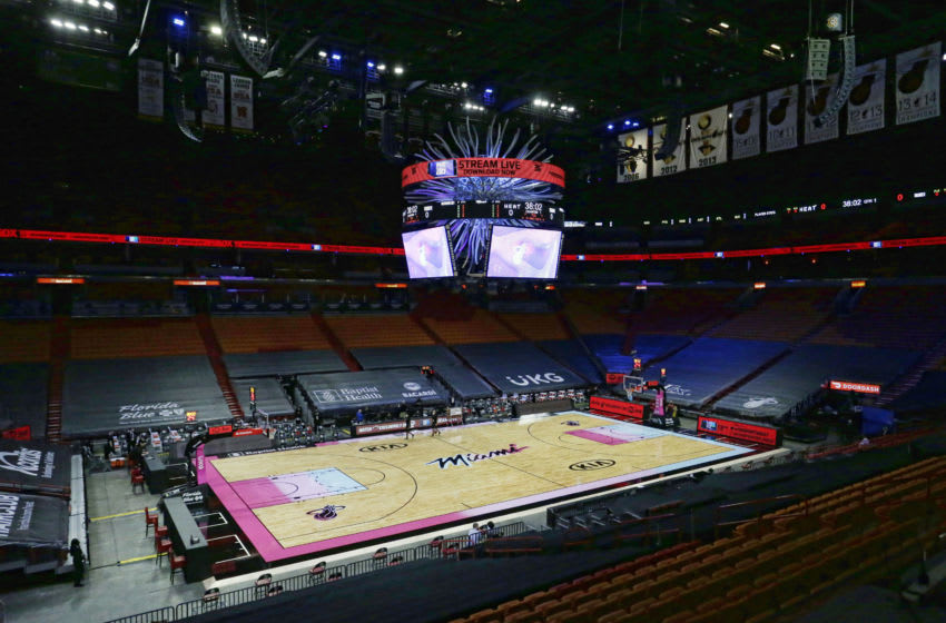 NBA Twitter had jokes for Miami Heat's acid trip 'Vice ...