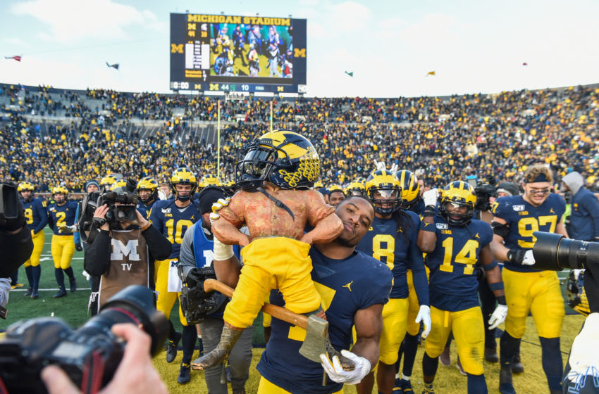Michigan Football: 3 keys for Wolverines to beat Spartans
