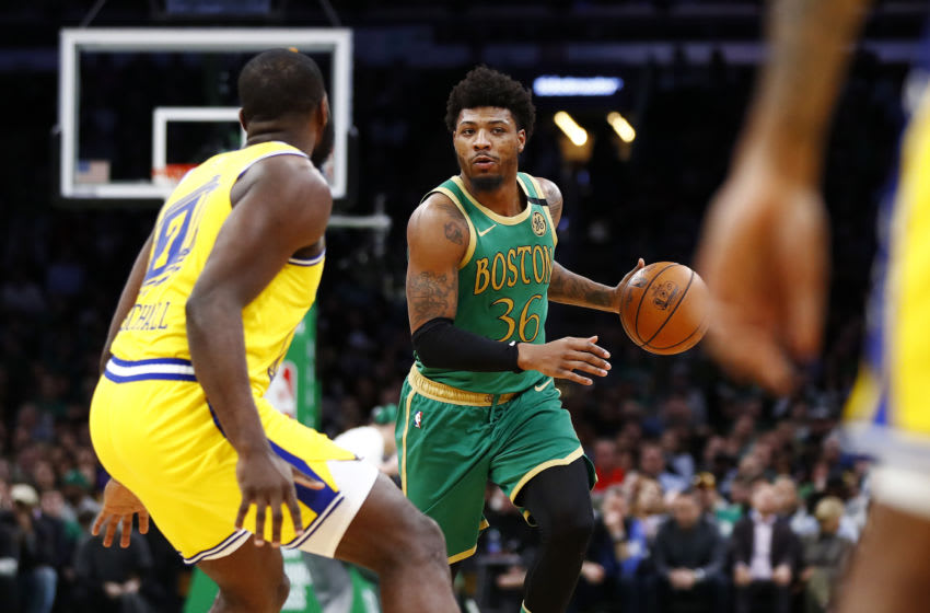 Boston Celtics Rumors: Could Marcus Smart be used to ...