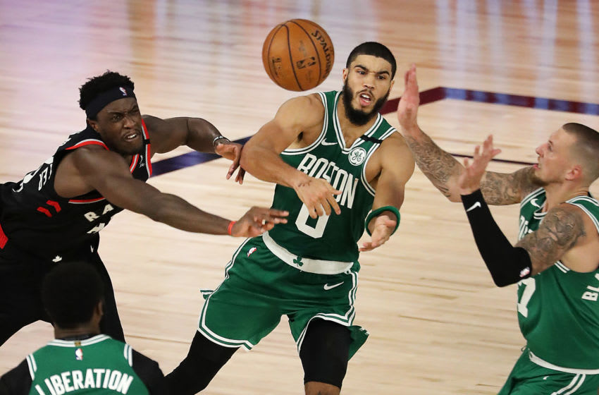 Boston Celtics Recap: Cs fall short against Toronto in ...